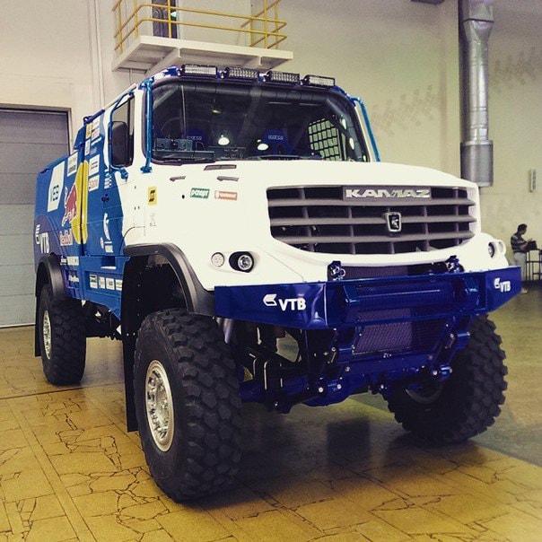 Новый КАМАЗ 4326 Капотный