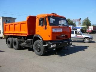 КАМАЗ 65115 с 3х сторонней разгрузкой