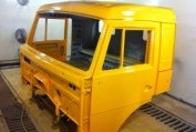 Дооборудование кабины, кузова, шасси
