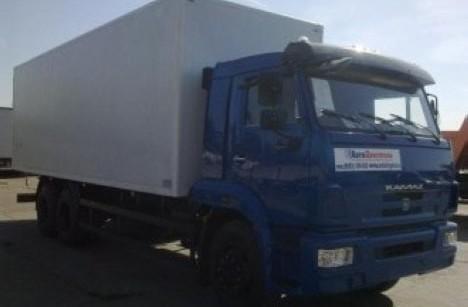 Автофургон КАМАЗ 65117