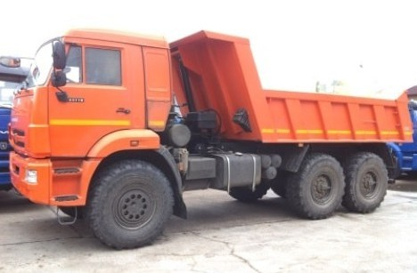 КАМАЗ 45141-011-50