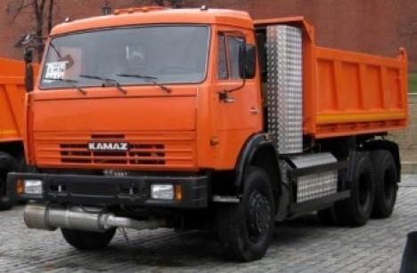 Самосвал КАМАЗ 65115-863-30