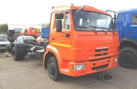 Шасси КАМАЗ 4308-3028-25(C4)