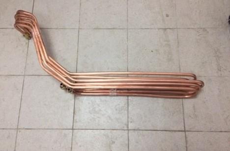 Трубка охладителя КАМАЗ 65115-3506192-83