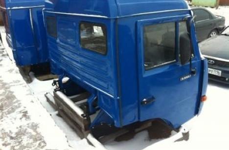Кабина КАМАЗ 65117 ЕВРО-3 рейстайлинг