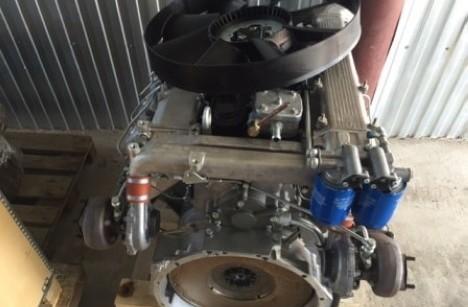 Двигатель КАМАЗ 740.51-450 ЯЗДА