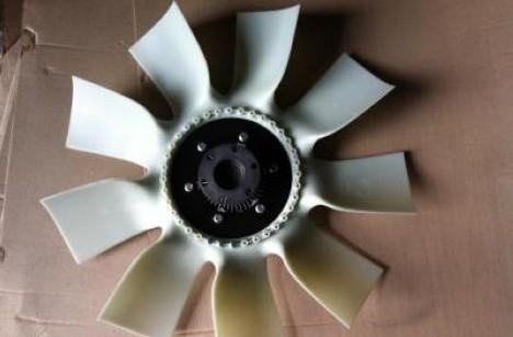 Вентилятор с вязкостной BorgWarner, №020004622