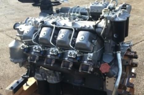 Двигатель КАМАЗ 74039.10-260 Турбо