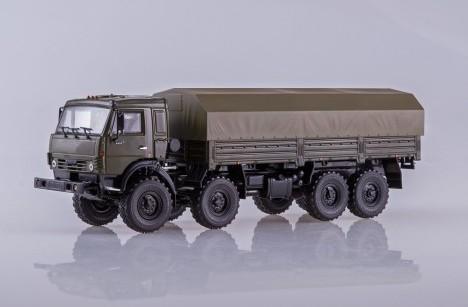 Масштабная модель КАМАЗ 6350 Мустанг