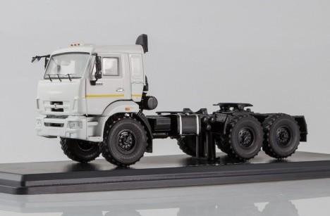 Масштабная модель КАМАЗ 44108 Евро3