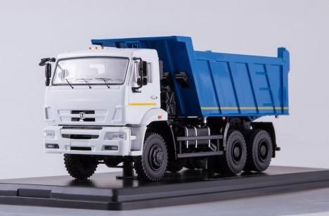 Масштабная модель КАМАЗ 6522