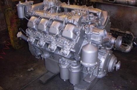 Двигатель КАМАЗ 74009.10-450 (Урал)