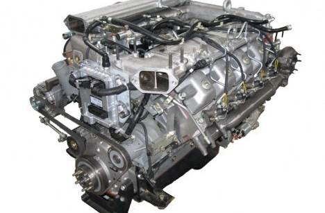 Двигатель КАМАЗ  740.602-360