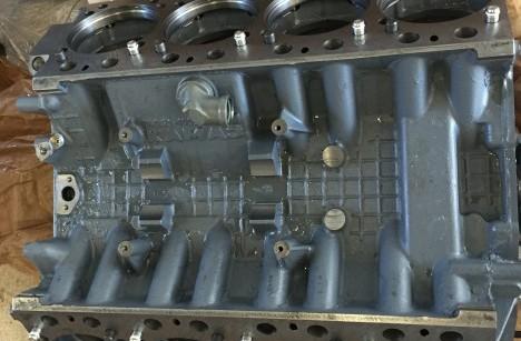 Блок цилиндров двигателя КАМАЗ 740.55
