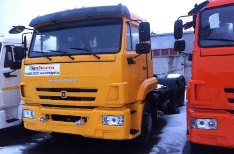 КАМАЗ 65116-7010-48