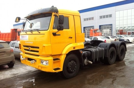 КАМАЗ 65116-6020-48