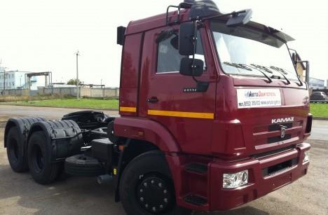 КАМАЗ 65116-6912-48