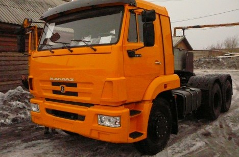 КАМАЗ 65116-6913-48