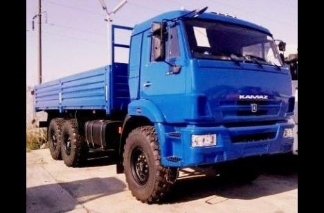 КАМАЗ 5350-6017-66