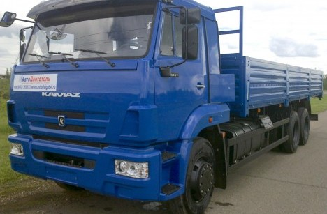 КАМАЗ 65117-6010-48