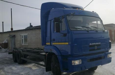 КАМАЗ 65115-3081-48