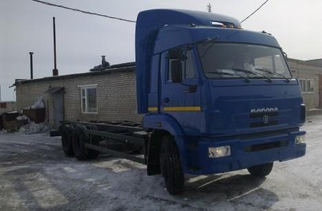 КАМАЗ 65115-3964-48