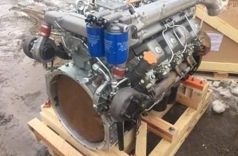 Двигатели КАМАЗ 740.30-450