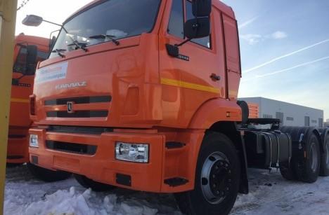Камаз 65116-50 ДВС КАМАЗ