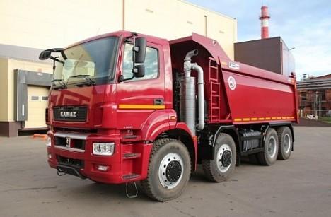 КАМАЗ 65801-203001-68