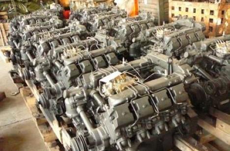 Двигатель КАМАЗ 740.30.1000.500