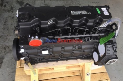 Двигатель Long Block 6ISBе SO75328 Евро 4