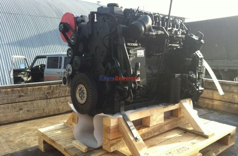 Двигатель Cummins 4ISBe 185 SO75161 Евро 3
