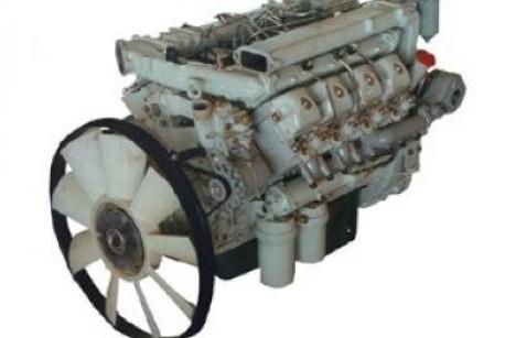 Двигатель КАМАЗ 740.37