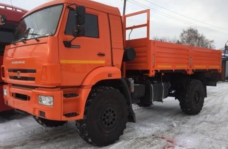 КАМАЗ 43502-6023-66