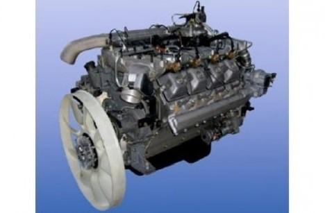 Газовый двигатель КАМАЗ 820.60 - 260