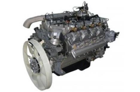 Газовый двигатель КАМАЗ 820.72