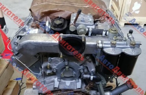 Двигатель КАМАЗ 74009.10-453 (Урал)