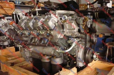 Двигатель КАМАЗ 740.13-450