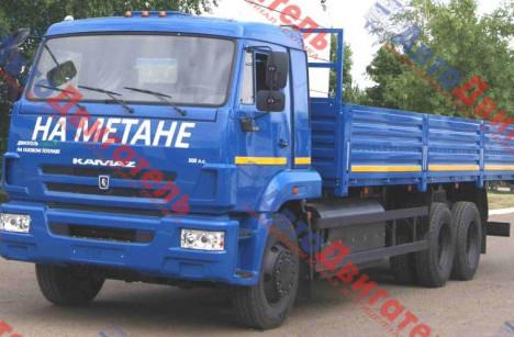 Бортовой автомобиль КАМАЗ 65117-906863-37
