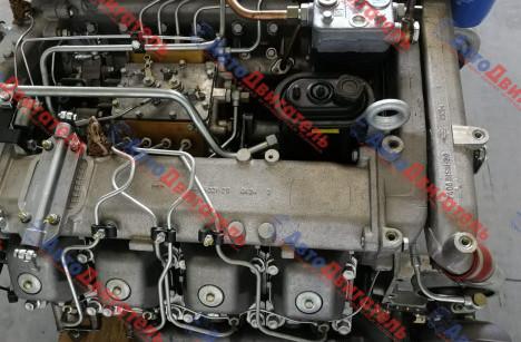 Двигатель КАМАЗ 740.30-450 ЯЗДА