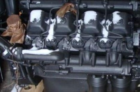 Двигатель КАМАЗ 740.50-450