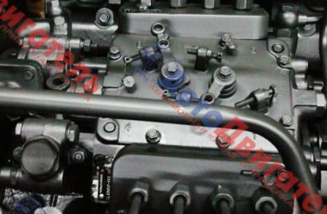 Двигатель КАМАЗ 740.62-400 BOSCH