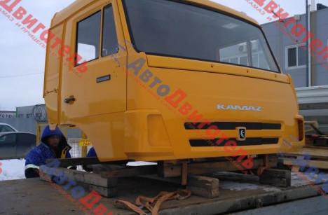 Каркас кабины КАМАЗ 65115