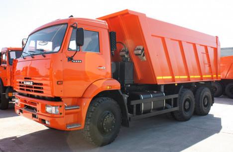 КАМАЗ 6520-7012-53