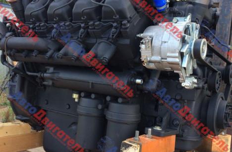 Двигатель КАМАЗ 740.60-360