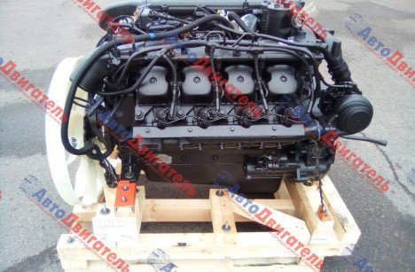 Двигатель КАМАЗ 740.65-240