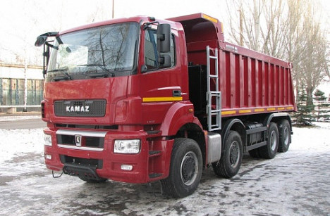 """КАМАЗ 65201-001-49 """"ЛЮКС"""""""