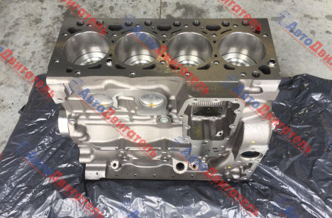 Двигатель Short Blok 4 ISBE SO 75422 Евро 4,5