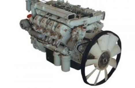 Двигатель КАМАЗ 740.65