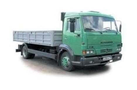 КАМАЗ 4308 (базовая комплектация)